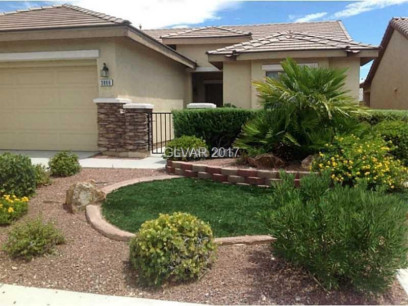 3866 TROTTERS RIDGE Drive, Las Vegas, NV 89122