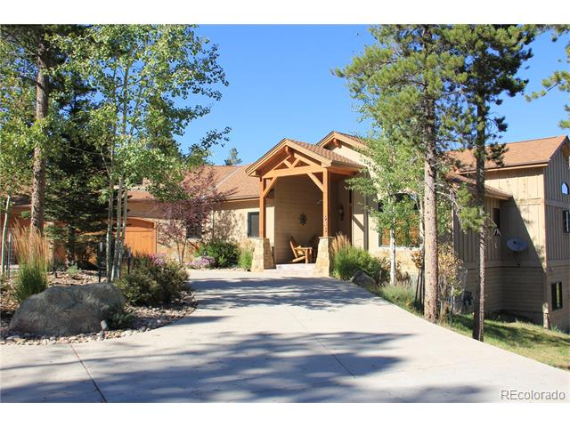 645 Old Squaw Pass Road, Evergreen, CO 80439