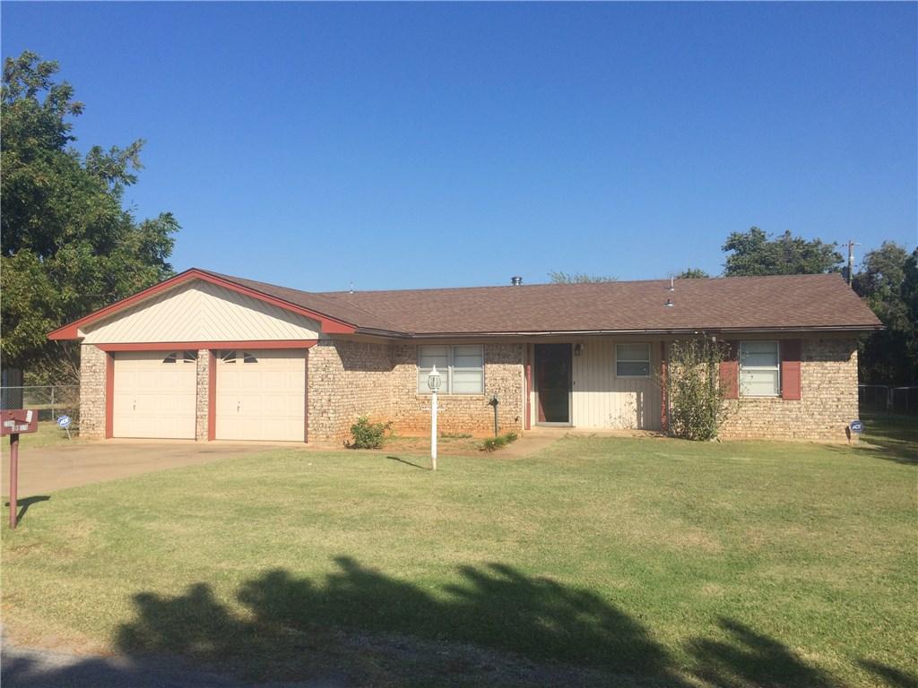 23018 County Road 1376, Anadarko, OK 73005