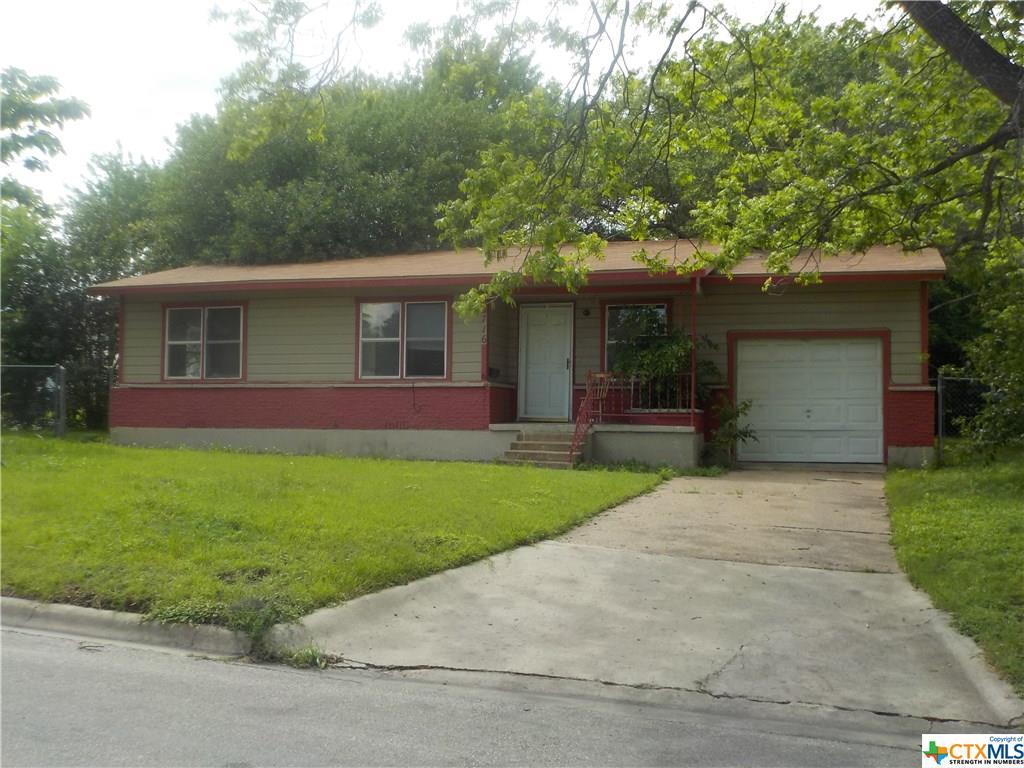 716 S 34th Street, Temple, TX 76501