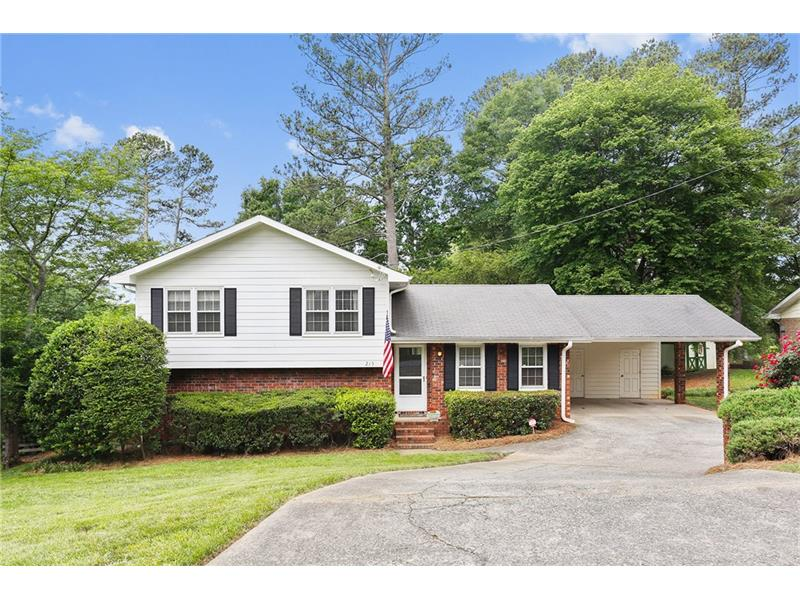 215 Windy Pines Trail, Roswell, GA 30075