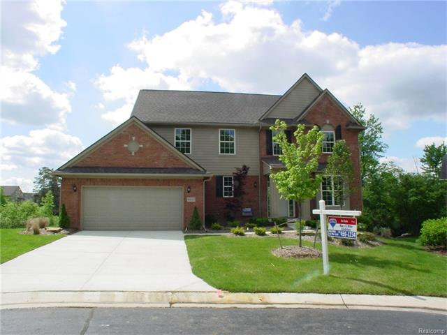 50515 COTTONWOOD Court, Plymouth Twp, MI 48170