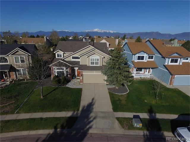3765 Cottage Drive, Colorado Springs, CO 80920