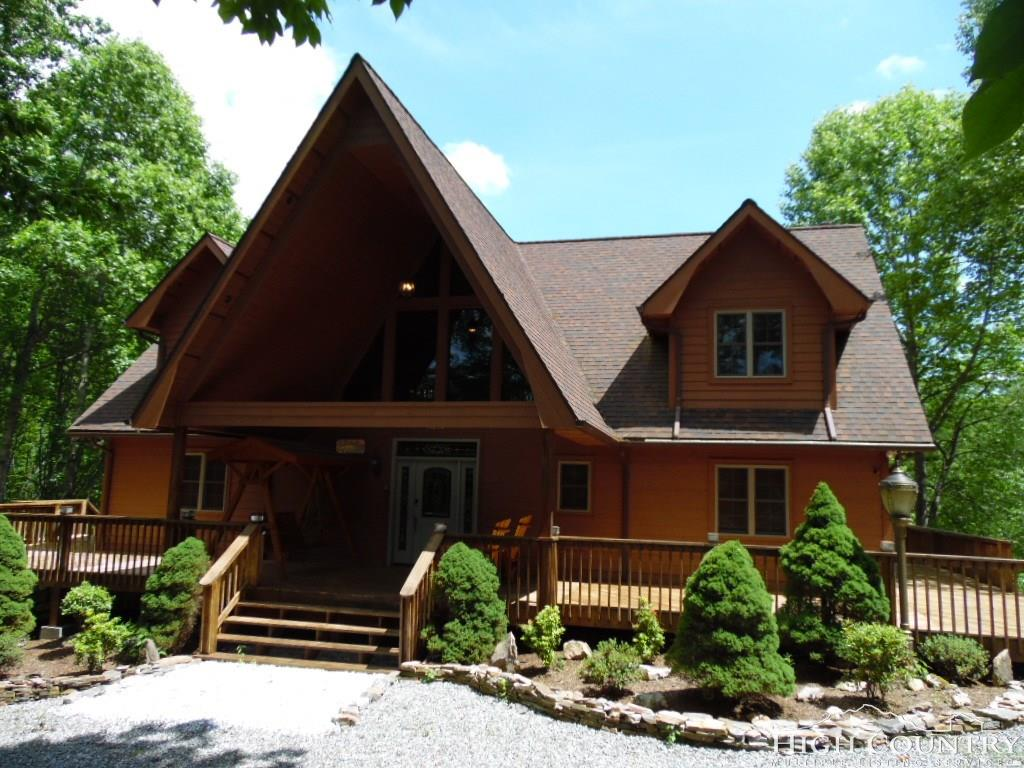 292 Happy Woods Road, Grassy Creek, NC 28631