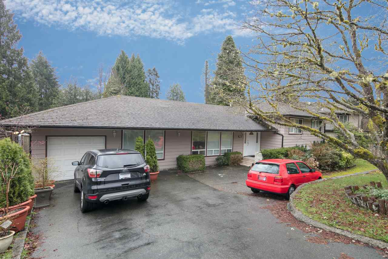 90 GLENGARRY CRESCENT, West Vancouver, BC V7S 1B5