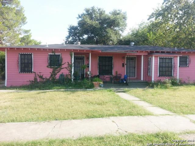 2406 CINCINNATI AVE, San Antonio, TX 78228