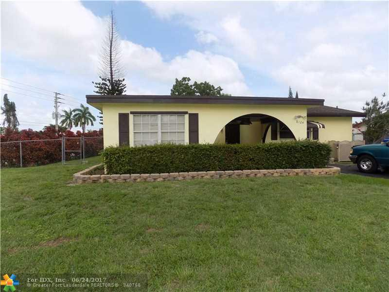 8124 NW 72nd Ave, Tamarac, FL 33321