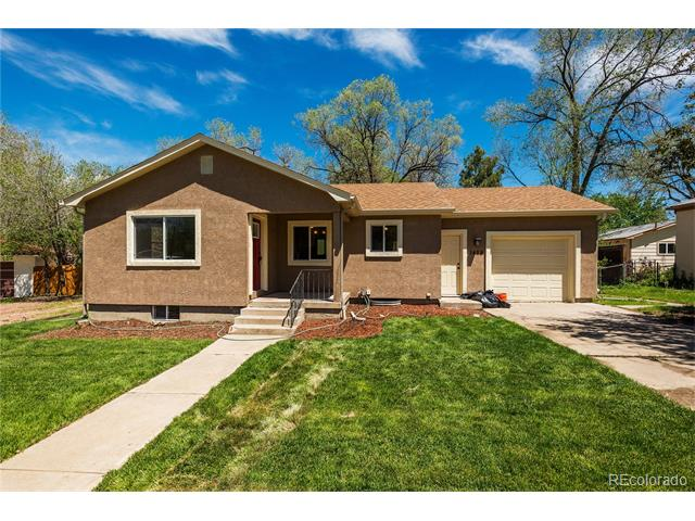 1428 N Foote Avenue, Colorado Springs, CO 80909