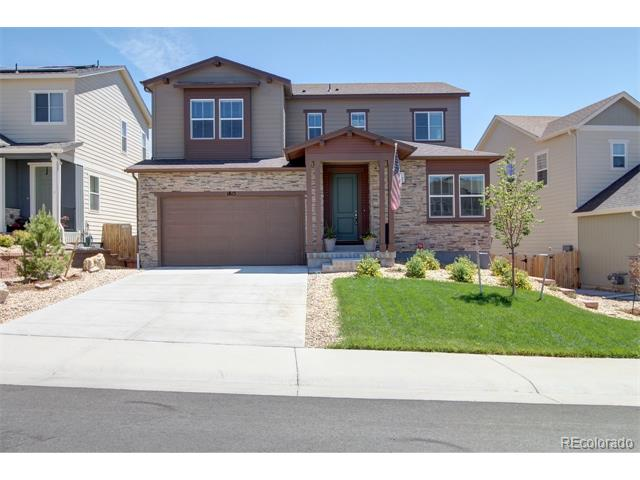 1815 Ghost Dance Circle, Castle Rock, CO 80108
