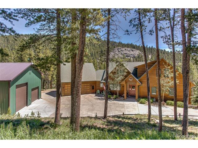34605 Stanton Drive, Golden, CO 80403