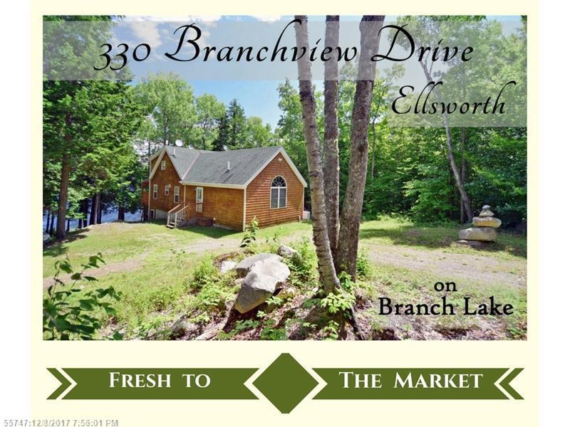 330 Branchview Drive , Ellsworth, ME 04605