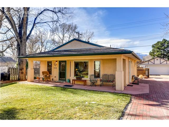 2218 N Cascade Avenue, Colorado Springs, CO 80907