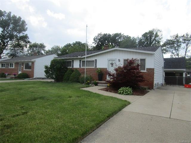 15455 Green Lane Avenue, Livonia, MI 48154