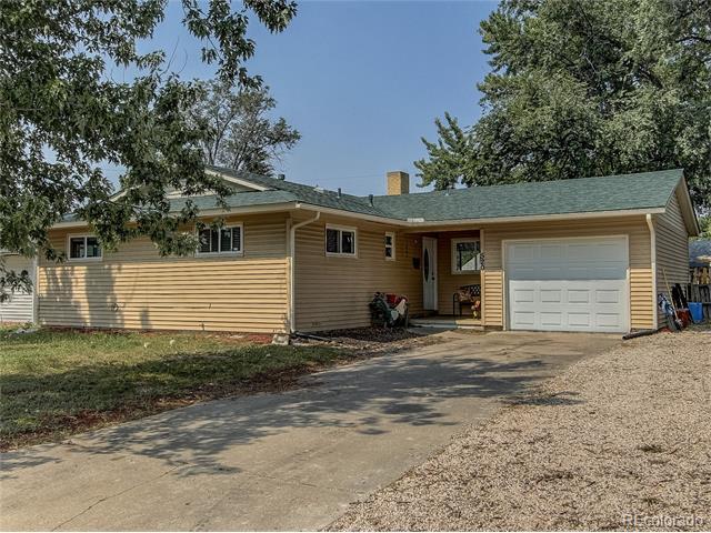 520 Violet Drive, Colorado Springs, CO 80911