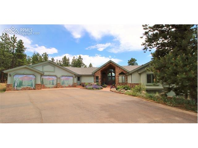 506 Mills Ranch Road, Woodland Park, CO 80863