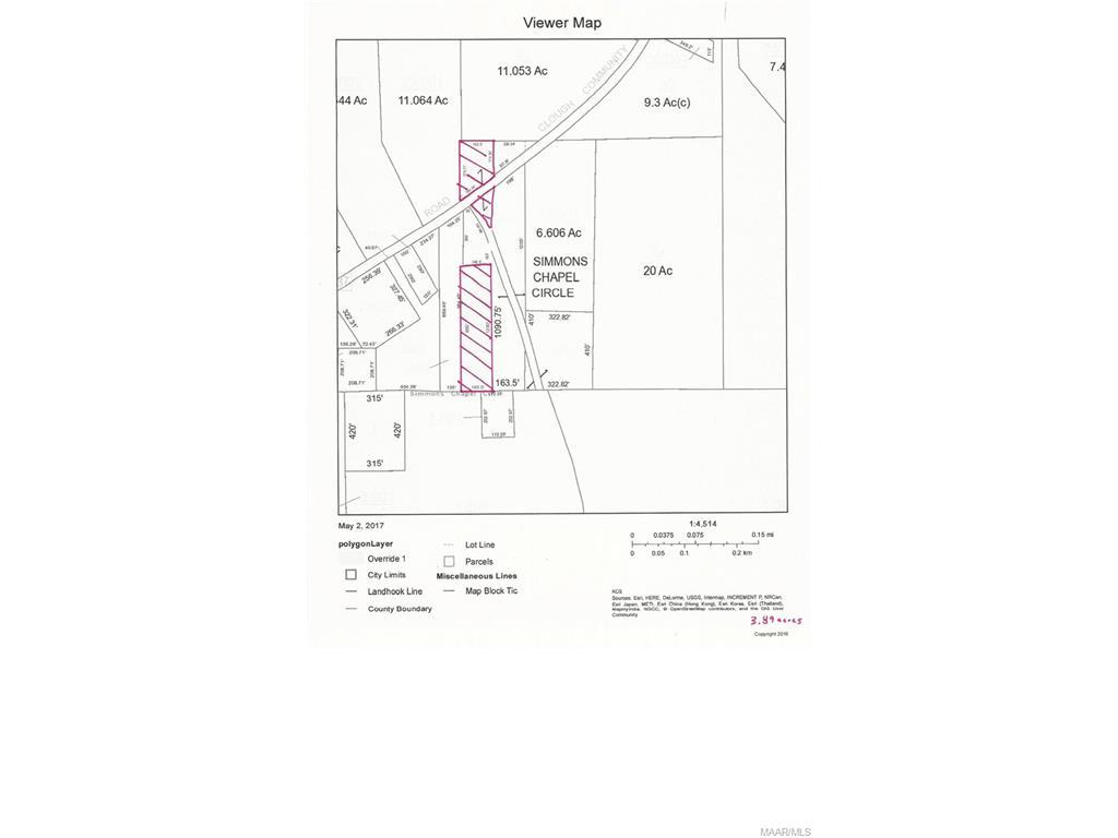 County Rd 37 ., Tuskegee, AL 36083