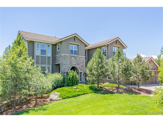 6242 Mt Sneffels Place, Castle Rock, CO 80108