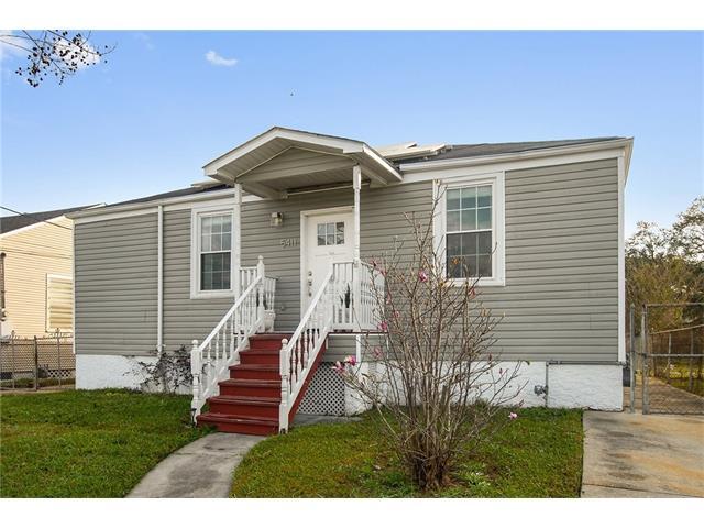 5411 EADS Street, NEW ORLEANS, LA 70122