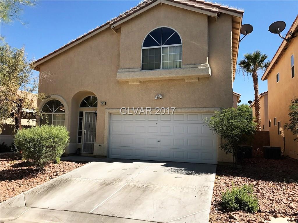 2343 CROOKED CREEK Avenue, Las Vegas, NV 89123
