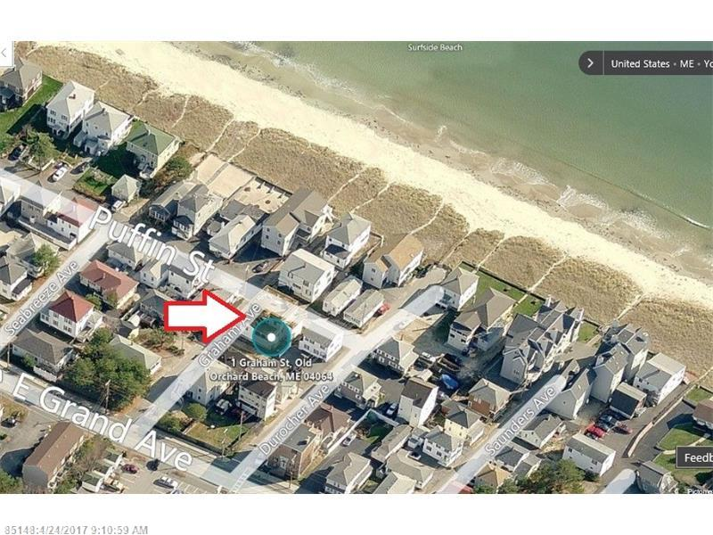 1 Graham ST , Old Orchard Beach, ME 04064