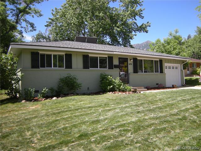 670 Hartford Drive, Boulder, CO 80305