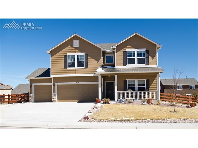 7844 Antelope Meadows Circle, Peyton, CO 80831