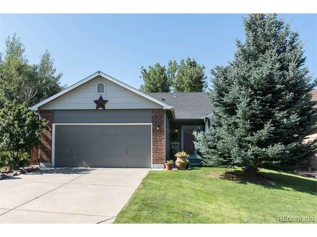 11109 Blackwolf Drive, Parker, CO 80138
