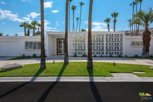2420 S Alhambra Drive, Palm Springs, CA 92264