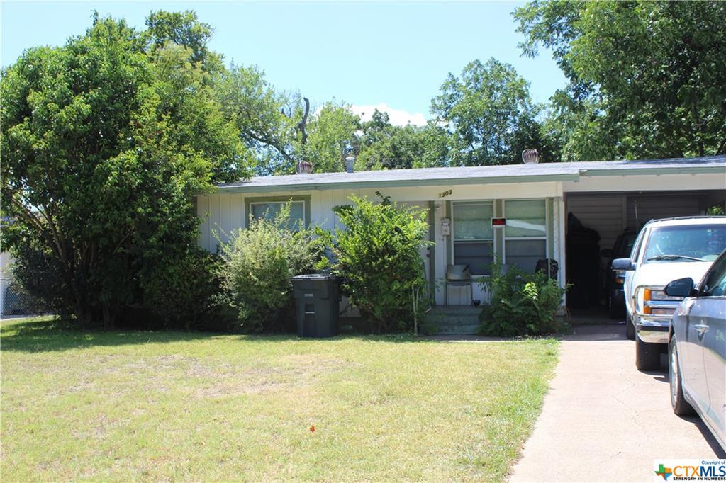 1303 Jackson Street, Killeen, TX 76541