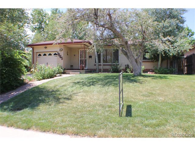 1365 S Jay Street, Lakewood, CO 80232