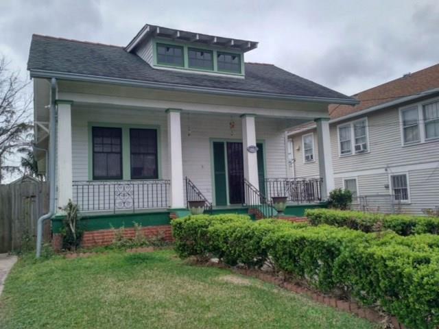 2416 WISTERIA Street, New Orleans, LA 70122