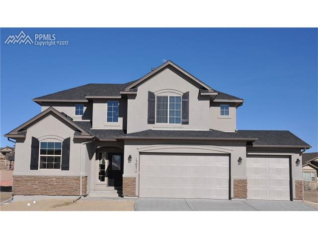 13071 Rock Rabbit Court, Colorado Springs, CO 80921