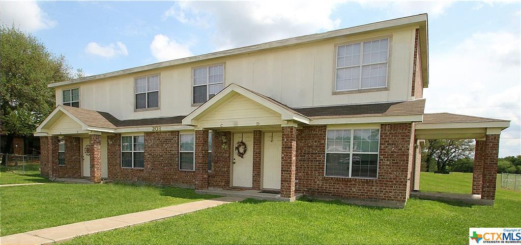 208 Meadowview, Gatesville, TX 76528