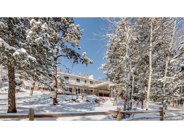 23233 Valley High Road, Morrison, CO 80465