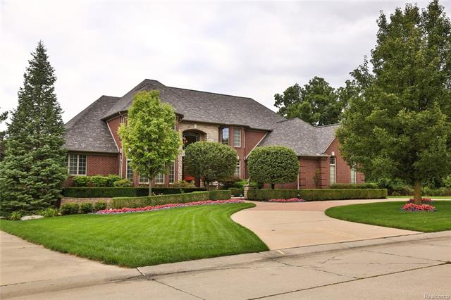 4936 BROOKSIDE Lane, Washington Twp, MI 48094