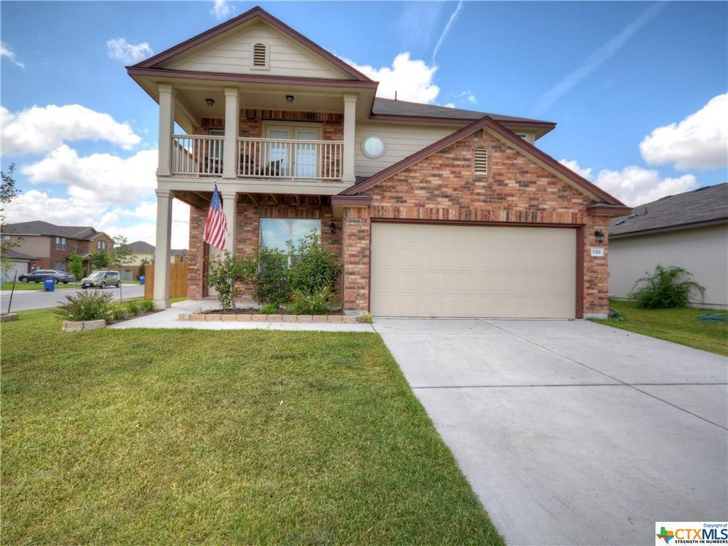 156 Hondo Gap, Jarrell, TX 76537