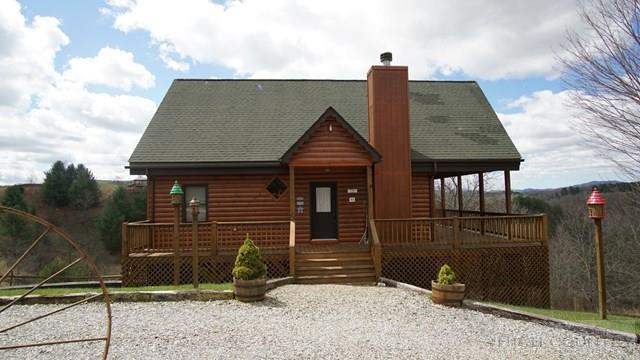 83 Mountain Ridge Road, Piney Creek, NC 28663