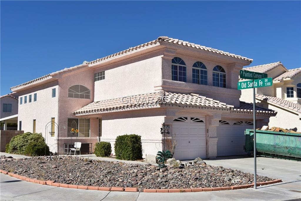 6716 PAINTED CANYON Court, Las Vegas, NV 89130