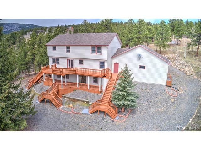 657 Evergreen Road, Black Hawk, CO 80422