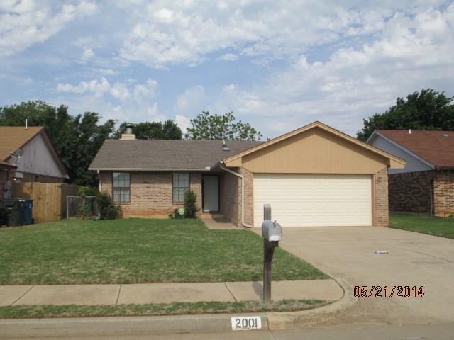 2001 Eastridge Place, Midwest City, OK 73141