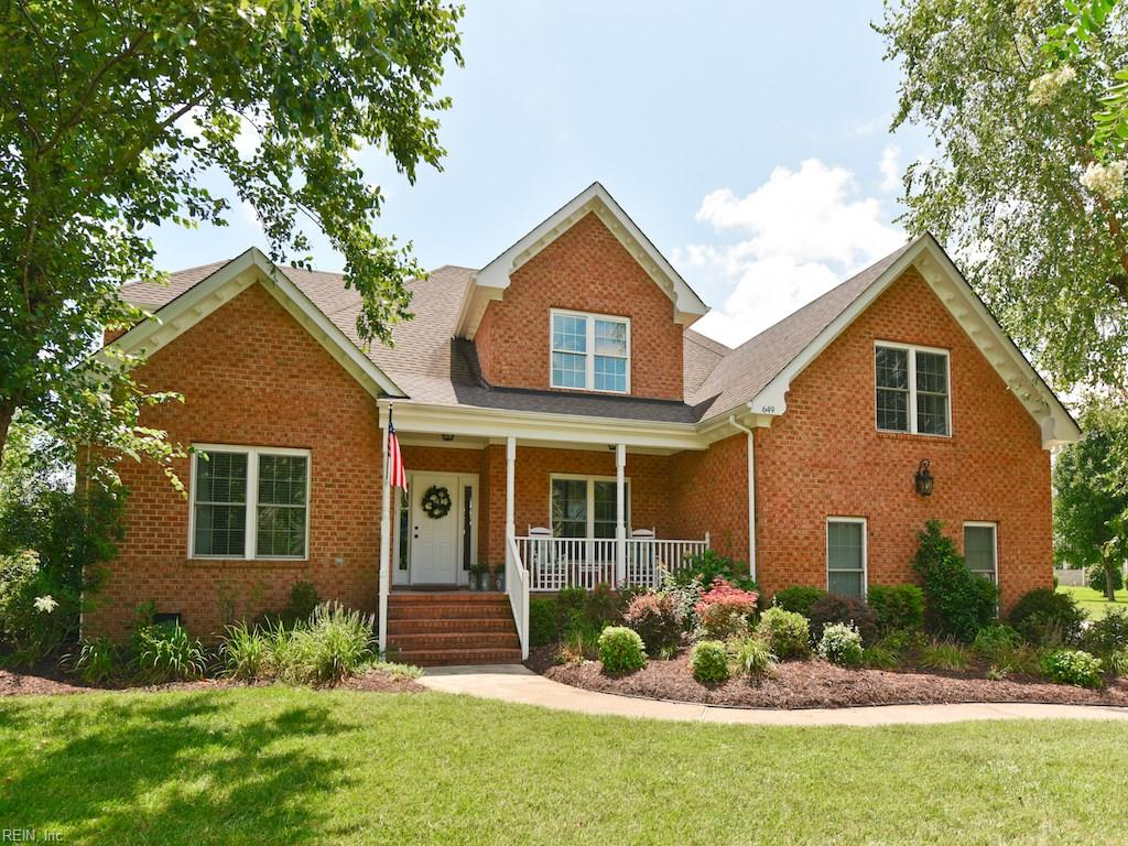 649 SCHOOL HOUSE RD, Chesapeake, VA 23322