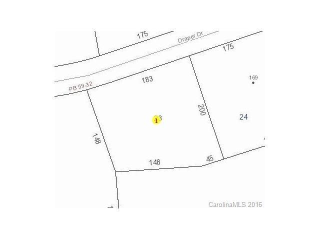 Lot #23 Draper Drive 23, Statesville, NC 28625
