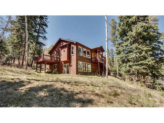 34808 Forest Estates Road, Evergreen, CO 80439