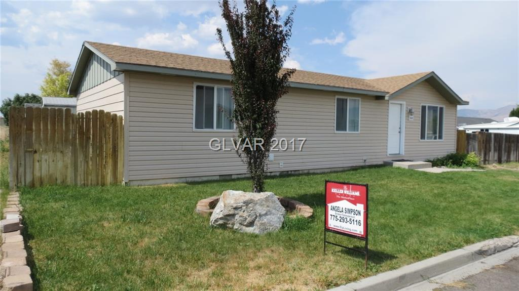 1603 PARK AVENUE, Ely, NV 89301