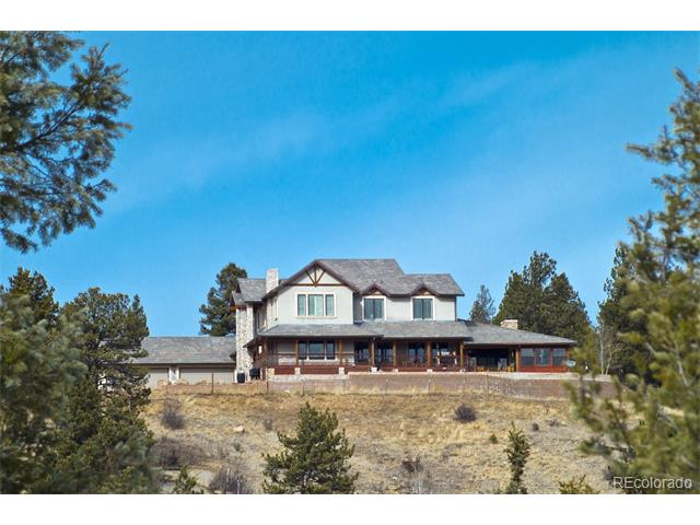 4687 W 24 Highway, Florissant, CO 80816