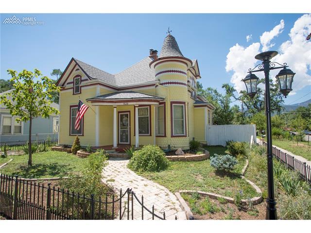 1529 W Pikes Peak Avenue, Colorado Springs, CO 80904