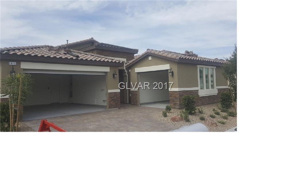 6415 MATTHEW HILLS Court Lot 19, Las Vegas, NV 89130
