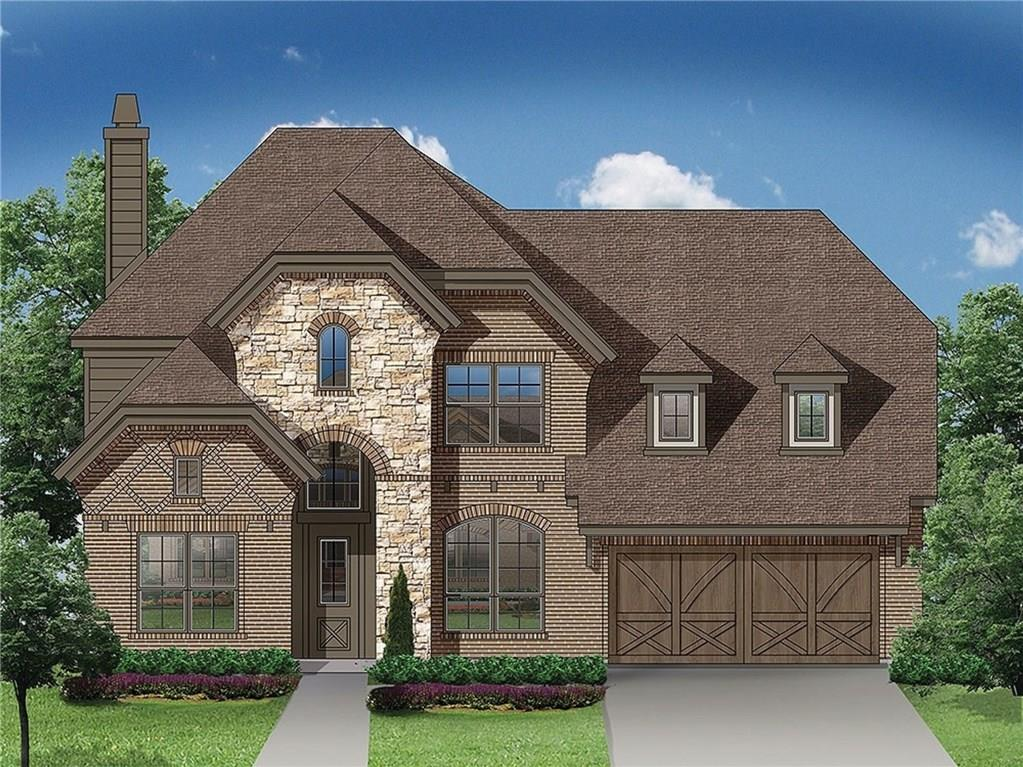 1604 Frederickburg Drive, Allen, TX 75013