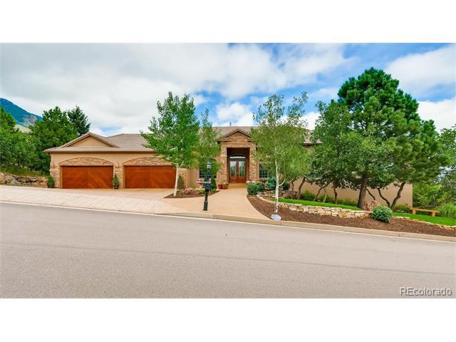 4671 Stone Manor Heights, Colorado Springs, CO 80906