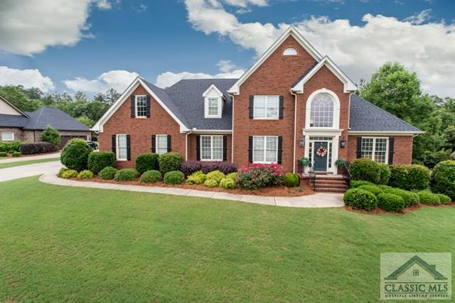 1030 Persimmon Creek Drive, Bishop, GA 30621